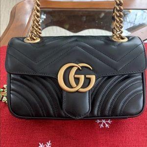 Brand New Gucci Marmont Mini